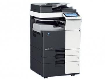 柯美554e彩色复印机